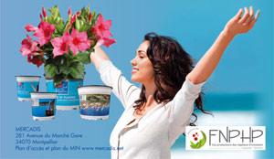Invitation Montpellier Plantes Sud de France